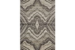 8'x11' Rug-Grey Bookmatch Agate