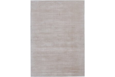 60X96 Rug-Orbit White