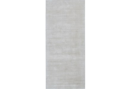 34X94 Rug-Orbit White