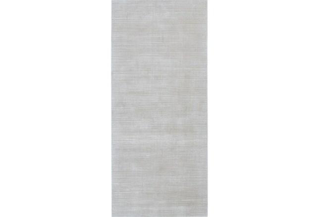 34X94 Rug-Orbit White - 360