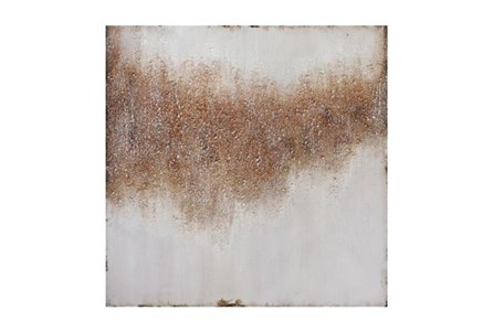 Picture-Copper Abstract