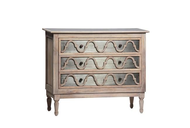 Mindi Wood Dresser - 360