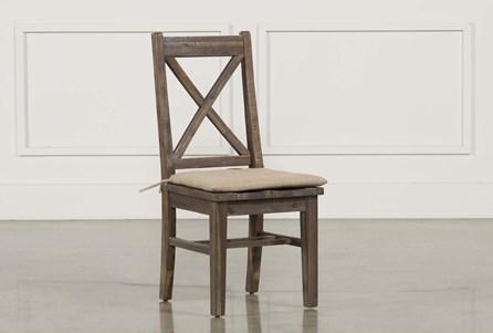 Mallard Side Chair W/Cushion