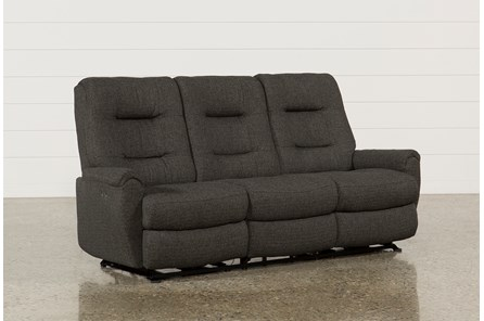 Jaden Fabric Power Reclining Sofa - Main