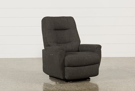 Jaden Fabric Power Rocker Recliner