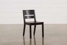 Modern Wood Seat Side Chair