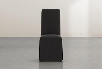 Garten Flint Skirted Dining Side Chairs Set Of 2