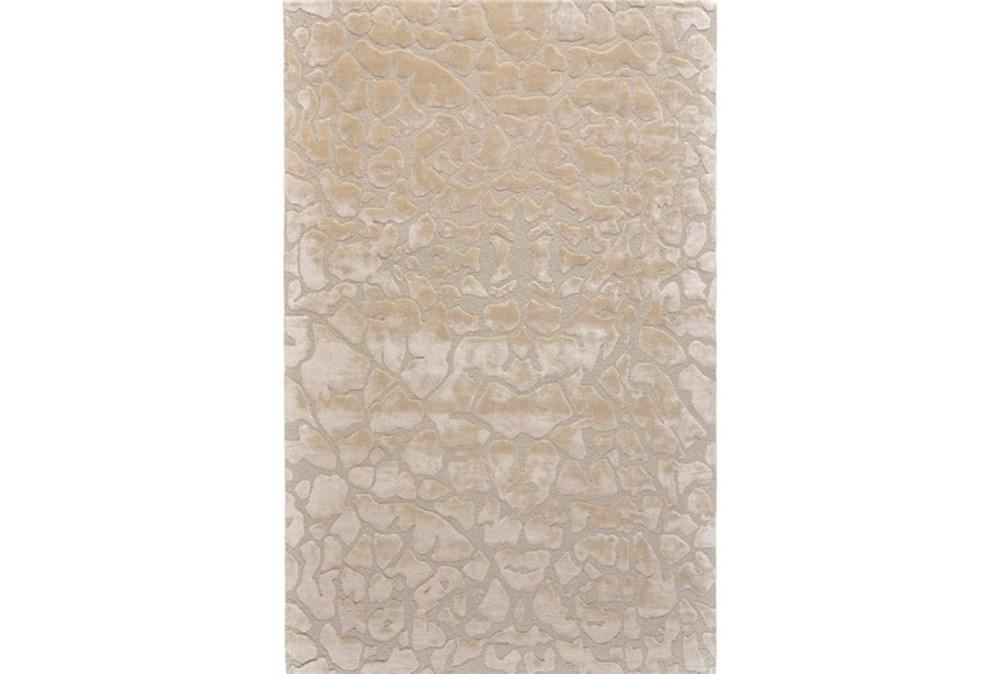 42X66 Rug-Ivory Pebbles