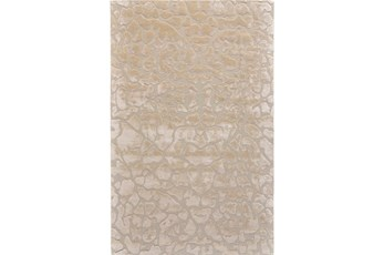 138X162 Rug-Ivory Pebbles