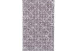 96X132 Rug-Beige Woven Cane