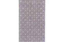 138X162 Rug-Beige Woven Cane