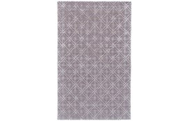 42X66 Rug-Beige Woven Cane