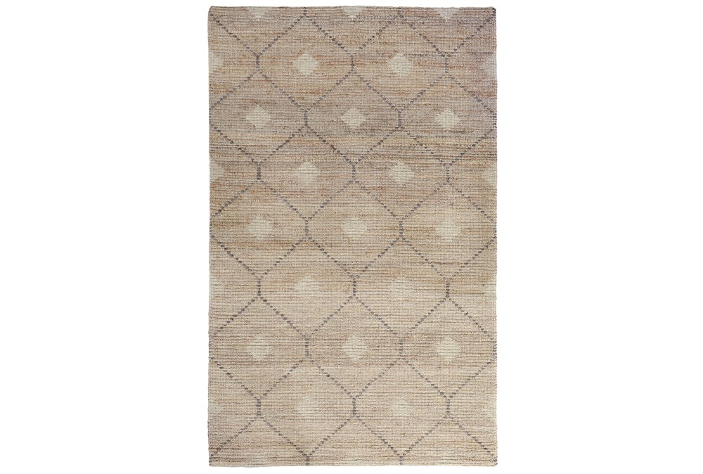 96X120 Rug-Lyric Natural