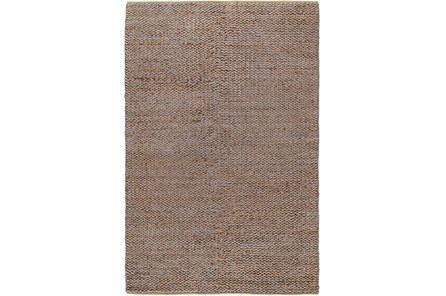 60X96 Rug-Silver/Copper - Main