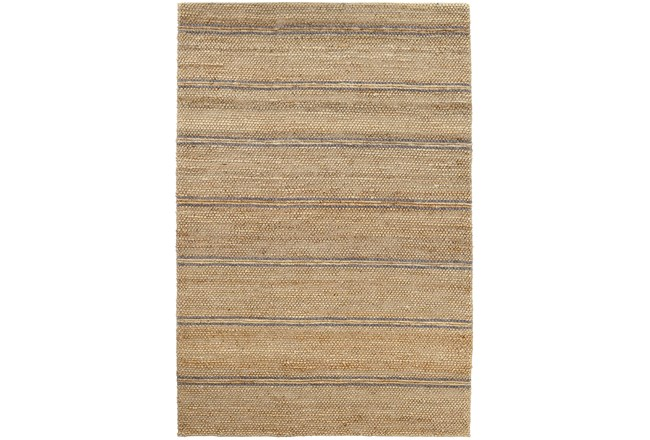 60X96 Rug-Marina Stripe Grey - 360