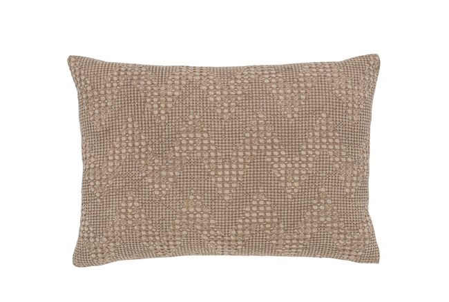Accent Pillow-Classic Chevron Natural 14X20 - 360