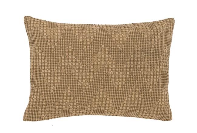 Accent Pillow-Classic Chevron Yellow 14X20 - 360