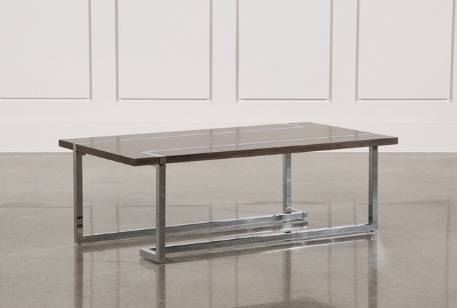 Shelter Cocktail Table - 360