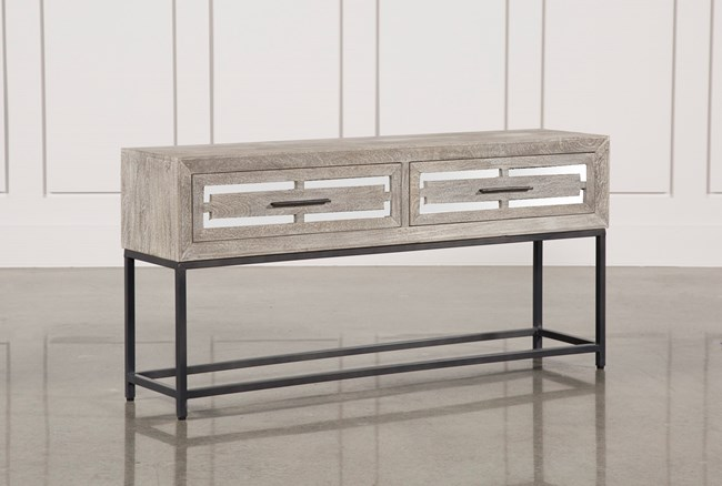 Baybrin Sofa Table - 360