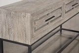 Baybrin Sofa Table - Right