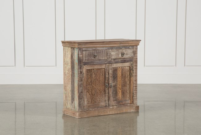 39 Inch 2-Drawer Accent Cabinet - 360