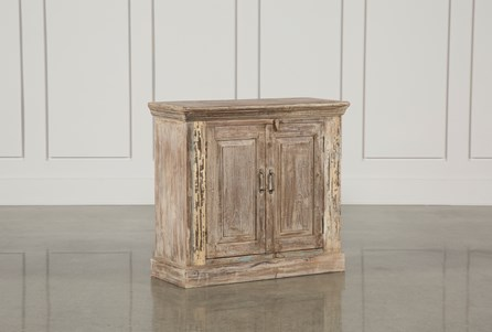 38 Inch Accent Cabinet