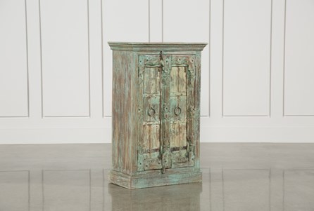 Small Accent Cabinet