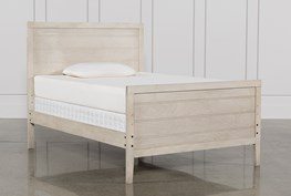 Owen Sand Full Panel Bed W/No Storage