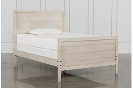 Owen Sand Full Panel Bed W/No Storage