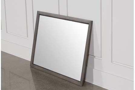 Owen Grey Mirror