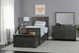 Owen Grey Dresser/Mirror - Room