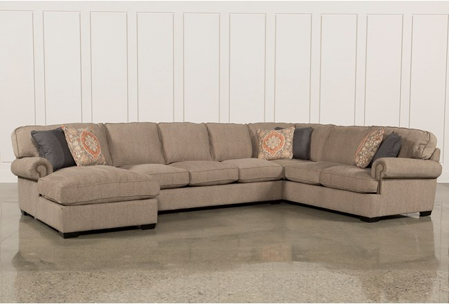 Campbell 3 Piece Sectional | Living Spaces