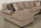 Campbell 3 Piece Sectional - Top