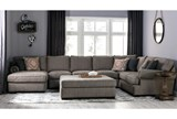 Campbell 3 Piece Sectional - Room