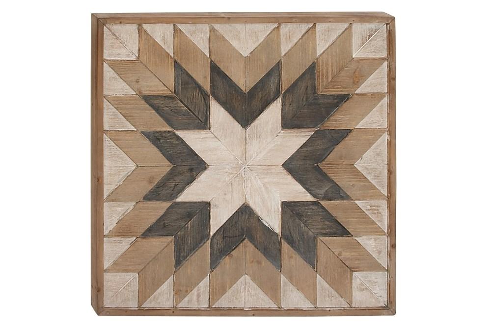 Wood Wall Decor 30X30
