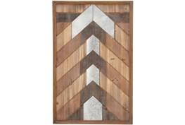 Wood Wall Panel 21X33