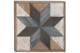 Wood Wall Art 31X31