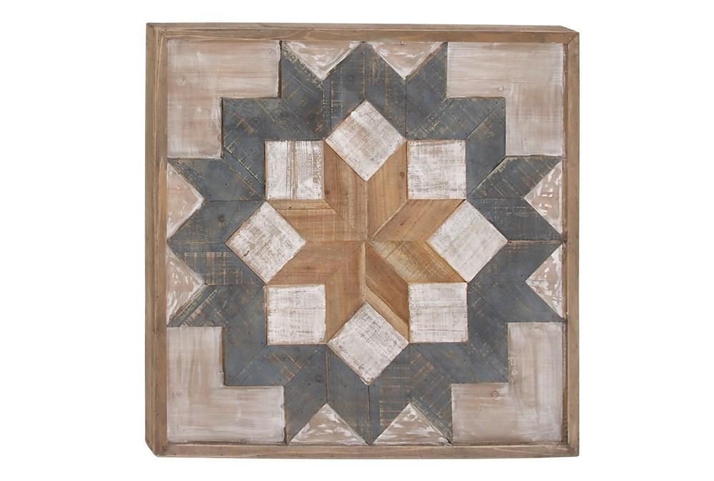 Wood Wall Art 31X31