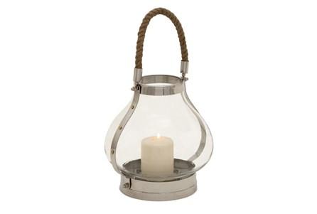 Steel Glass Lantern
