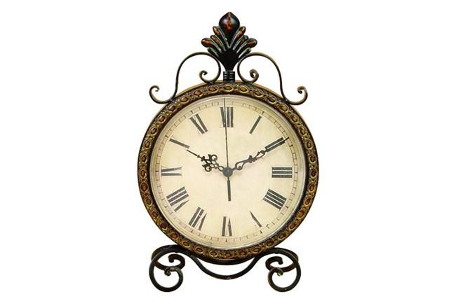 Metal Clock - 360