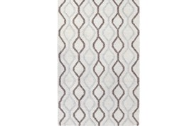 96X120 Rug-Retro Diamond Cream