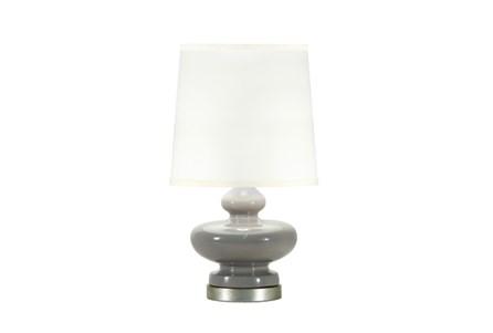 Table Lamp-Genie Grey