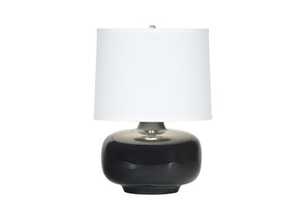 Table Lamp-Zoey Charcoal