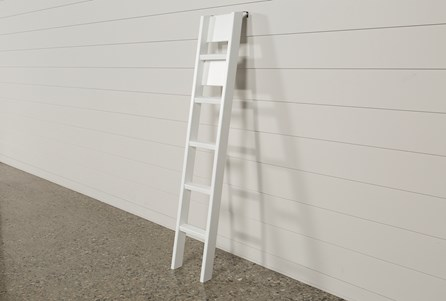 Summit White Ladder