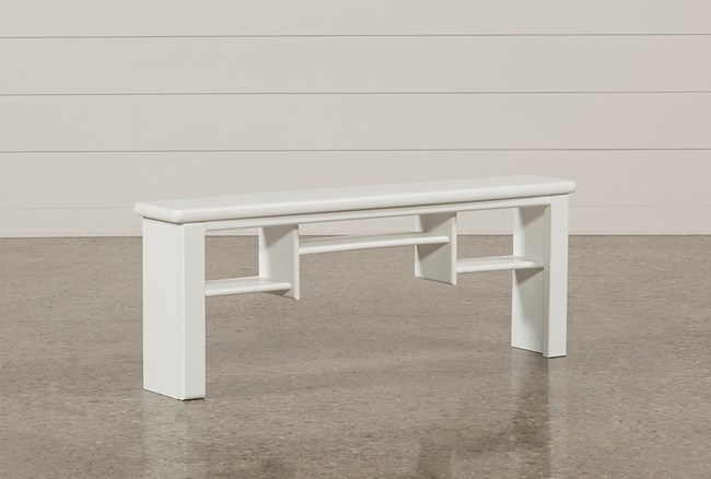 Summit White Desk Hutch - 360