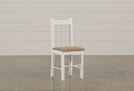 Summit White Desk Chair