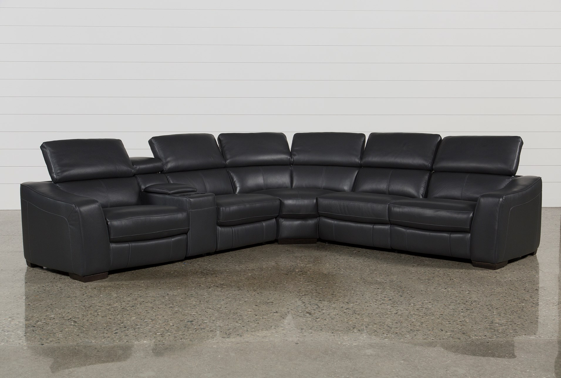 Reclining Sectionals Free Assembly With Delivery Living Spaces ~ Payton Power Reclining Sofa