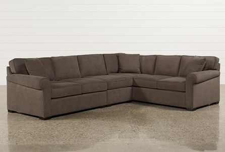 Elm Grande 3 Piece Sectional