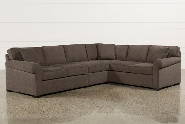 Elm Grande 3 Piece Sectional - 360