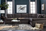 Elm Grande 3 Piece Sectional - Room
